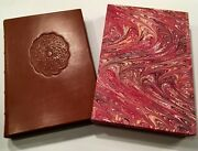Hand Bound Celtic Sketch/note Book Made To Order
