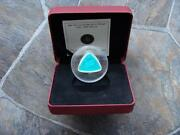 2008 50 Cent Sterling Silver Triangle Milk Coin