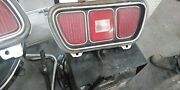 1971 Ford Mustang Mach1 Rear Tail Lights W/ Free Shipping To Anywhere In The Usa