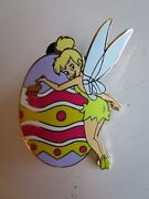 Pin 29490 Wdw - Tinker Bell Painting An Easter Egg Surprise Le 1000 Htf Disney