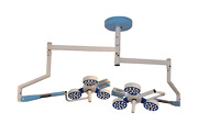 Surgical Light Medical Led For Ot Operation Theatre Ceiling C48x48 Bright Focus