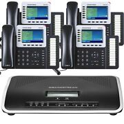 Business Phone System By Grandstream Ultimate Package - 1 Year Of Phone Service