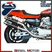Complete Exhaust Termignoni Carbon Harley Xr 1200 R 2004 04