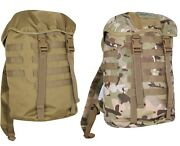 Viper Army Garrison Pack / Daysack 35l In Coyote Tan / Vcam Compliments Mtp
