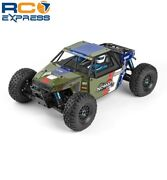 Associated Nomad Green Body Shell Only - Chassis Sold Separately Asc89606