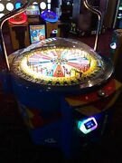 Wheel Of Fortune 1 To 2 Player Redemption Game