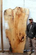 Rustic Maple Wood Slab Kitchen Table Live Edge Natural Tabletop Diy Wide 6307x6