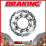 Wk015r Front Brake Disc Dx Braking Victory Cross Country Tour Abs 1731cc 2015-20