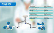 Led Surgical Light Ceiling Mobile Wall Mounted No Of Led 36 + 48