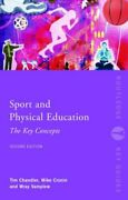 Sport And Physical Education Perfect Timothy Chandler