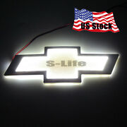 6000k 5d Led Car Tail Logo Light Badge Lamp Emblem For Chevrolet Cruze Epica