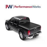 Retraxpro Mx Hard Folding Roll-up Tonneau Cover For 99-16 F250/350/450 8and039 Bed
