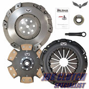 Jd Stage 4 Max Grip Clutch Kit+flywheel For 91-99 Mitsubishi 3000gt Non-turbo