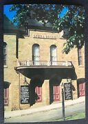 Colorado Central City Opera Houseopened In 1878chrome Postcard
