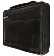 Distressed Large Leather Look Bible Book Cover Protective Case X-large 8 X 11