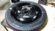 2012 Thru 2019 Ford Focus Spare Tire Wheel Donut 16 With Jack Kit