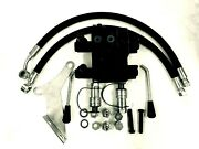 Hydraulic Remote Valve Kit For Massey Tractors 35 50 135 165 175 185 188 265 285