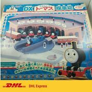Turntable Tidmouth Roundhouse Shed Thomas The Tank Engine Series Minicar Bandai