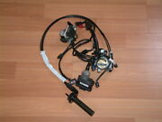 New 2014 Crf250r Complete Throttle Body Assy, Pgm -fi, Wire Harness, Rectifier,