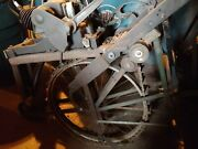 Antique One Of Kind Maytag Powered Garden Cultivator
