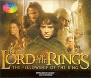 Brand New - The Lord Of The Rings, Fellowship Of The Ring 2003 Daily Calendar