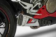 Ducati Panigale V4 2018-2021 Zard Exhaust Compensated Titanium Silencers Kit-5kg