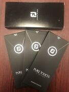 Footjoy Pure Touch Limited Edition Menand039s Lh Golf Gloves 3pk