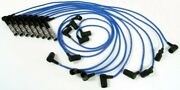 Ngk Spark Plug Wires Set Of 8 New Mercedes Sl Class E S Mercedes-benz 54181