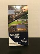 Vibe Up Smoker Box Fits Most Sizes Of Grills Gas, Electric, Or Charcoal New