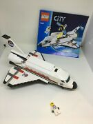 Lego Space Shuttle 3367. Rebuilt. Take A Look At Pictures For Any Missing Pcs