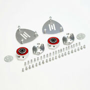 Front Camber Kit +/- 2.00+caster +/- 0.75 Left+right Mini Cooper Clubman 08-14