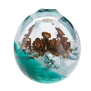 Caithness Glass L19003 Limited Edition Christmas Festive Forest Paperweight