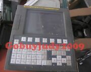 1pc Used Fanuc A02b-0311-b530 Display Tested It In Good Condition