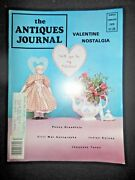 Antiques Journal Civil War Autographs Indian Knives Japanese Tansu Queen Pipes
