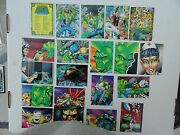 The Savage Dragon Trading Cards 20 Card Lot  Pack Fresh