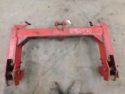 Case International Harvester Magnum Tractor Catergory 3 Quick Hitch Tag 92970