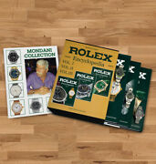 Rolex__encyclopedia Rolex__rolex Watches__with A Book For Free
