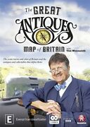The Great Antiques - Map Of Britain Dvd 2015 2-disc Set Sealed