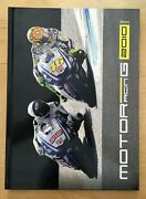 Moto Racing News 2010 Motogp Photography Book By Pole Position Communication