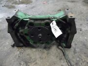 John Deere 3010 Tractor Front Axle Steering Box Part R26275r Tag 6196