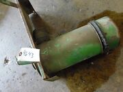 John Deere 1010 Tractor Rs Breather Oil Bath W/ Base Assembly Tag 4643