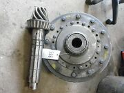 John Deere 4020 Tractor Diff Gear/shaft And Pinion Part R46447 Tag 596