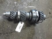 John Deere 4020 Tractor Top Trans Shaft Complete Good Synchroand039s Tag 7057