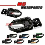 Billet Black Cnc Rider Front Touring Footpegs Fit Buell M2 Cyclone X1 Lightning