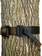 Muddy Safety Harness Tree Strap W/steel Buckle Attachment Msa050