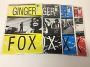 Ginger Fox 1-4 Comico/1988/pander Bros/mike Baron121716 Complete Set Of 4