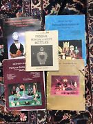 Vintage Commerical Perfume Bottle Book Reference Guide Collection Lot Of 15