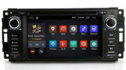 Android 9.1 Car Cd Dvd Player Gps Navigation Radio For Chrysler Town And Country