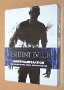 Resident Evil 6 Steelbook G2 Ps3 New And Sealed Playstation 3