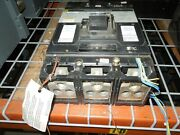 Square D Mhl3660033dc1680 600a 3p 600vdc Breaker Auxiliary Switch And 48v Uvr Used